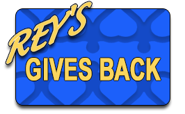 Rey's Give Back